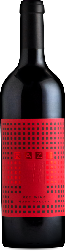 Razi Red Bottle