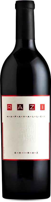 Razi Shiraz Bottle